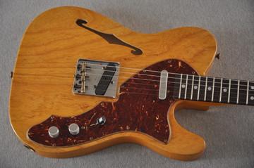 Fender Custom Shop '60s Telecaster Thinline Journeyman Relic - View 12