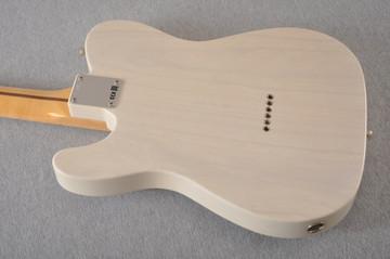 Fender Custom Telecaster Vintage 1958 Top Load Tele White Blonde - View 8