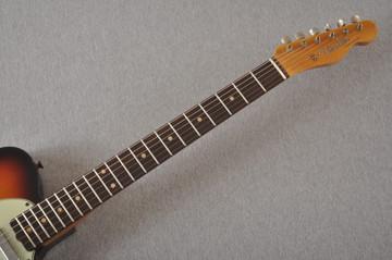 Fender Custom Shop 1961 Telecaster Relic Sunburst Texas Specials - View 5