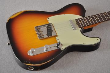 Fender Custom Shop 1961 Telecaster Relic Sunburst Texas Specials