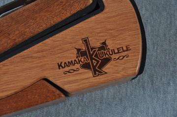 Kamaka Ukulele Stand - Fits Soprano, Concert, Tenor & Baritone Ukes - View 2
