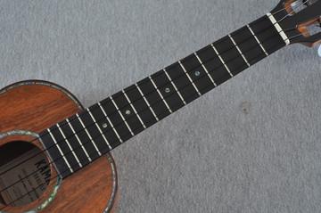 Kamaka Concert Deluxe Ukulele HF-2 D2i - Solid Koa - Slotted Head - 170362 - View 7