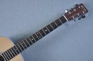 2016 Martin Custom Shop 00-28 Guatemalan Acoustic Guitar #2054111 - Neck