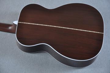 2016 Martin Custom Shop 00-28 Guatemalan Acoustic Guitar #2054111 - BAck