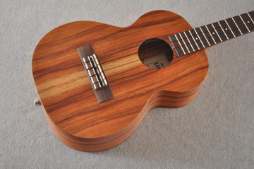 Kamaka Electric Ukulele HF-3 Tenor - Solid Hawaiian Koa - 191237