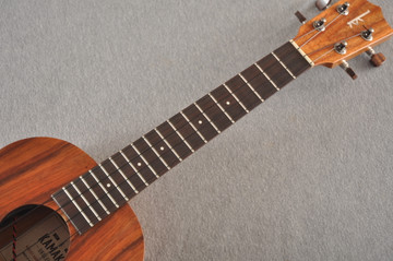 Kamaka Electric Ukulele HF-3 Tenor - Solid Hawaiian Koa - 191237 - View 7