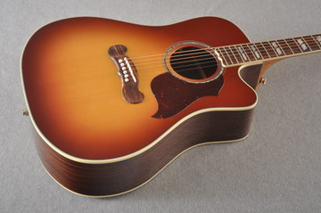 Gibson Cutaway Acoustic Guitar Songwriter Electric LR Baggs
