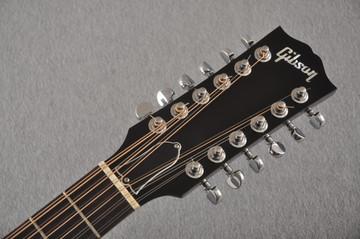 Gibson J-45 Standard 12 String Acoustic Guitar Sunburst LR Baggs - View 3
