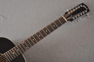 Gibson J-45 Standard 12 String Acoustic Guitar Sunburst LR Baggs - View 8