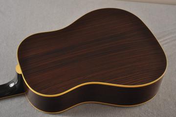 Gibson 1942 Banner Southern Jumbo Acoustic Guitar Adi Hide Glue - View 11