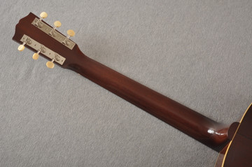 "Gibson 1936 J-35 Aged Adirondack Top Hide Glue 1.77"" Nut Width - View 13"