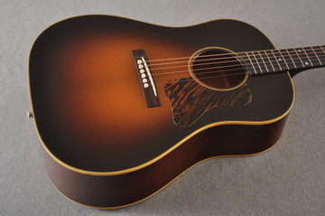 "Gibson 1936 J-35 Aged Adirondack Top Hide Glue 1.77"" Nut Width - View 14"