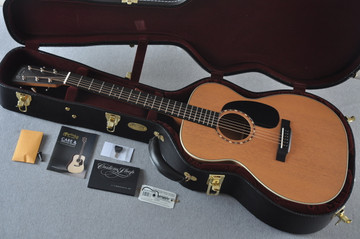 Martin Custom Shop 000-15 Tangerine Acoustic Guitar #2109318 - Case