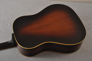 Gibson 1934 Jumbo Acoustic Guitar Adirondack Waverly Hide Glue - Back