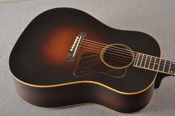 Gibson 1934 Jumbo Acoustic Guitar Adirondack Waverly Hide Glue - Top