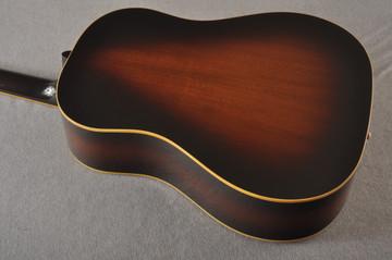 Gibson 1934 Jumbo Acoustic Guitar Adirondack Waverly Hide Glue - Back Angle