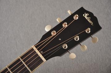 Gibson 1934 Jumbo Acoustic Guitar Adirondack Waverly Hide Glue - Headstock