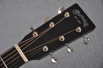 Martin Custom Shop 000-15 Navy Blue Acoustic Guitar #2109315 - Headstock
