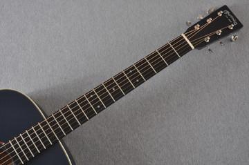 Martin Custom Shop 000-15 Navy Blue Acoustic Guitar #2109315 - Neck