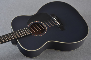 Martin Custom Shop 000-15 Navy Blue Acoustic Guitar #2109315 - Reverse Beauty