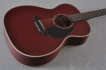 Martin Custom Shop 000-15 Red Acoustic Guitar #2109317 - Beauty