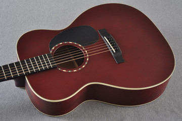 Martin Custom Shop 000-15 Red Acoustic Guitar #2109317 - Reverse Beauty