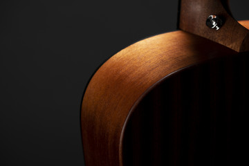 Kids Beginner Acoustic Guitar - Martin Dreadnought Junior - Sitka - View 4