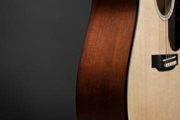 Kids Beginner Acoustic Guitar - Martin Dreadnought Junior - Sitka - View 6