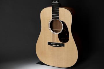 Kids Beginner Acoustic Guitar - Martin Dreadnought Junior - Sitka - View 2