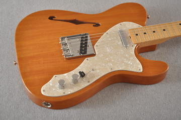 Fender Telecaster Thinline 1968 Vintage Custom Natural