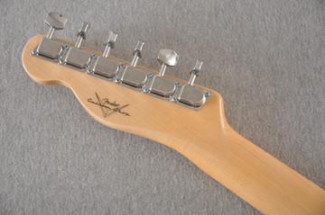 Fender Telecaster Thinline 1968 Vintage Custom Natural - View 7