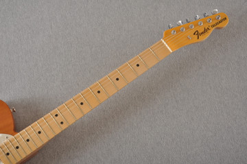 Fender Telecaster Thinline 1968 Vintage Custom Natural - View 9