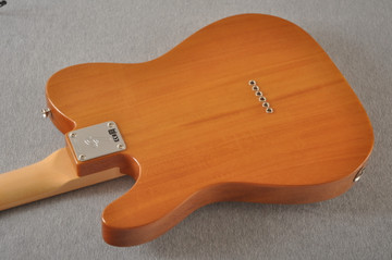 Fender Telecaster Thinline 1968 Vintage Custom Natural - View 11