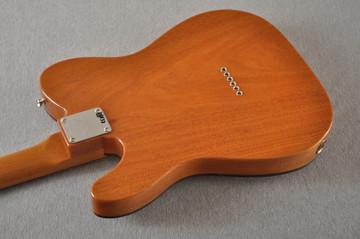Fender Custom Shop Artisan Koa Thinline Telecaster® NOS  - View 5