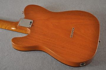 Fender Custom Shop Artisan Koa Thinline Telecaster® NOS  - View 10