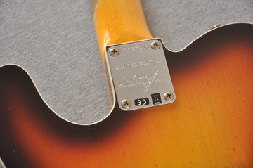 Fender Telecaster Custom Relic Limited Edition CuNiFe Humbucker - View 7