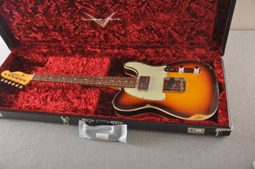 Fender Telecaster Custom Relic Limited Edition CuNiFe Humbucker - View 2