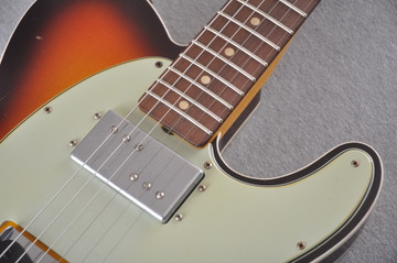 Fender Telecaster Custom Relic Limited Edition CuNiFe Humbucker - View 9