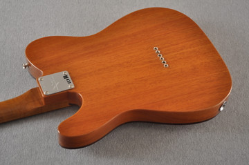Fender Custom Shop Telecaster Artisan Koa P90 Chambered Body - View 8