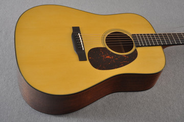 Martin Custom Dreadnought Style 18 Adi Sinker Mahogany #2260980 - Beauty
