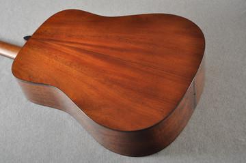 Martin Custom Dreadnought Style 18 Adi Sinker Mahogany #2260980 - Back Angle