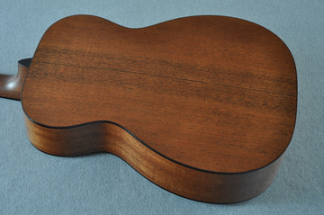 Martin Custom Shop 00-18 Adirondack Spruce Top Acoustic Guitar #2146974 - Back Angle