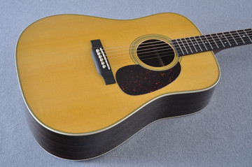 Martin Custom Shop D-28 (2017) Ziricote Rosewood Dreadnought Acoustic Guitar #2142391 - Beauty
