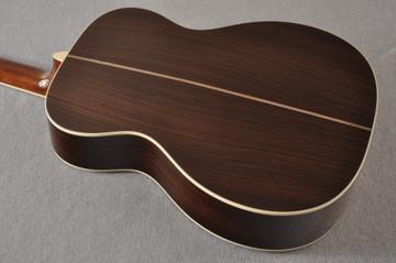 Martin OM-42 Standard Acoustic Guitar #2266329 - Back Angle