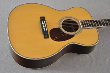 Martin OM-42 Standard Acoustic Guitar #2266329 - Beauty
