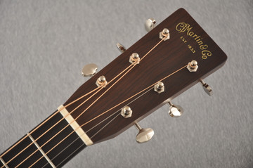 Martin 000-28 Acoustic Guitar #2286698 - Headstock