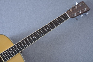 Martin HD-35 Dreadnought Standard Acoustic Guitar #2247741 - View 6