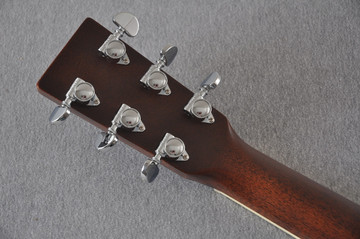 Martin D-35 (2018) Ambertone Standard Acoustic Guitar #2146016 - Back Neck