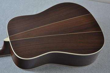 Martin D-35 (2018) Ambertone Standard Acoustic Guitar #2146016 - Back