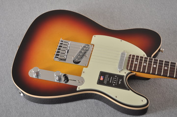 Fender Ultra Telecaster American Electric Guitar - Ultraburst - View 5